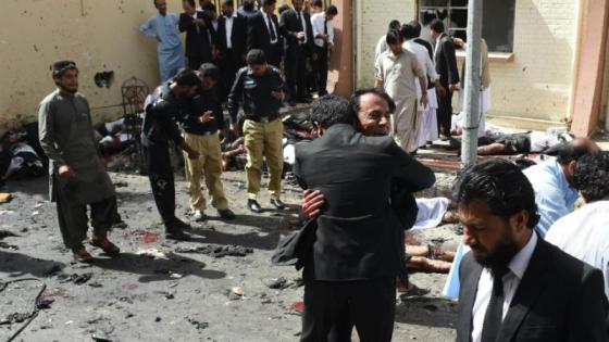 Pakistan : Au moins 40 morts dans un attentat contre un hôpital