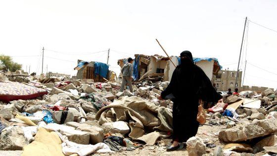 La coalition arabe lance de nouveaux raids aériens contre les rebelles houthis