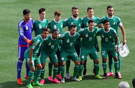 La sélection nationale au complet a Rio