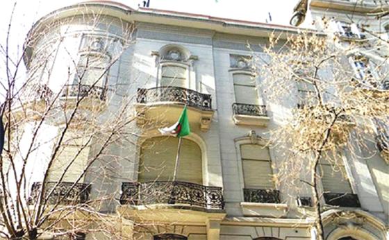 L'ambassade algérienne dément les propos du secrétaire d'Etat belge