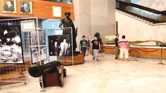 Le musée du Moudjahid connaît une grande affluence
