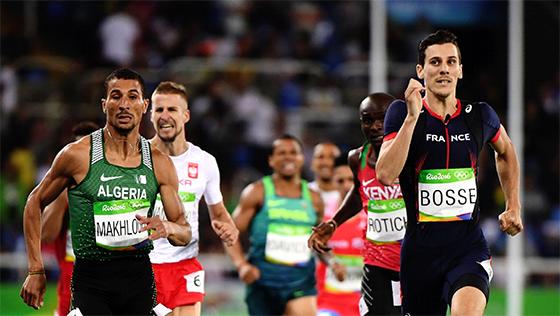 Athlétisme : Makhloufi en finale, Hathat et Belferar éliminés