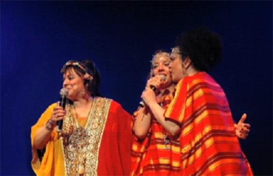 Djura chante Nihal