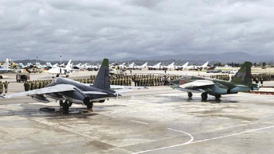 L'Iran offre ses bases aux avions russes