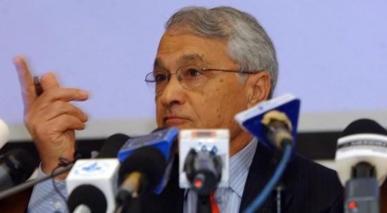 Khelil prédit un accord entre gros producteurs à Alger