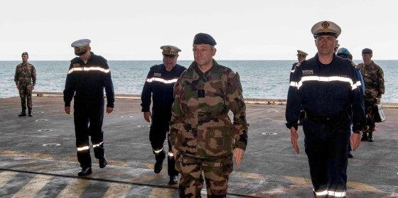Visite du chef d'état-major des armées françaises : La situation dans la région en point de mire