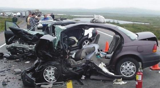 Près de 1 300 morts et 44 050 blessés sur les routes