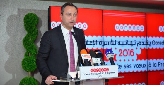 Joseph Ged appelé à de hautes responsabilités au sein du Groupe Ooredoo