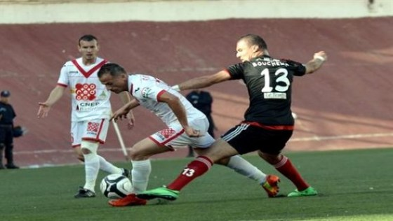 L'USM Alger dispose du CR Belouizdad 2-0