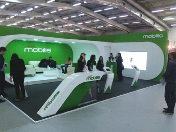 Mobilis prend la première place du marché des télécommunications