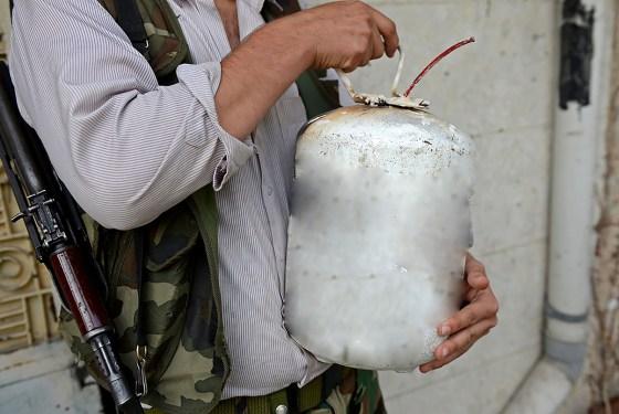 18 bombes de confection artisanale détruites à Constantine