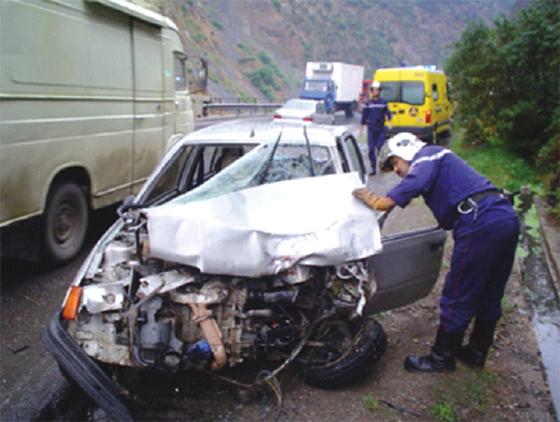 Accidents de la circulation : Les conseils de Lazouni