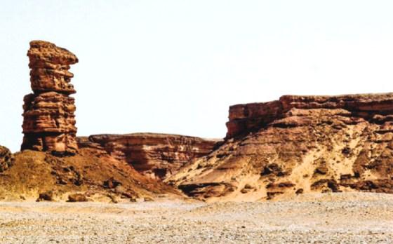 Une légende saharienne