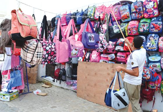 Ghardaïa : Rush sur les fournitures scolaires