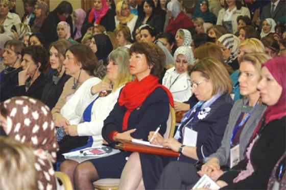 De plus en plus de femmes managers
