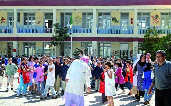 Plus de 8 millions d'élèves aux portes des écoles