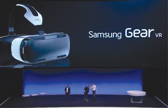 Samsung explore le monde de la réalité virtuelle mobile avec le Gear VR