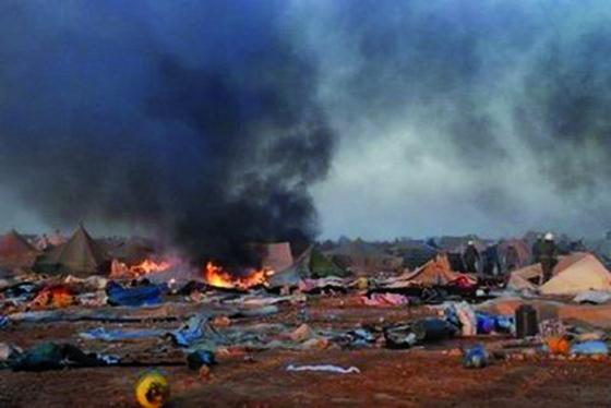 Le Front Polisario appelle à une intervention urgentede l'ONU