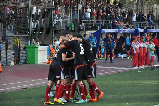 25 matches sans défaites  en championnat pour l'USM Alger