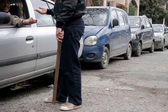 300 parkings sauvages éradiqués en deux mois à Alger