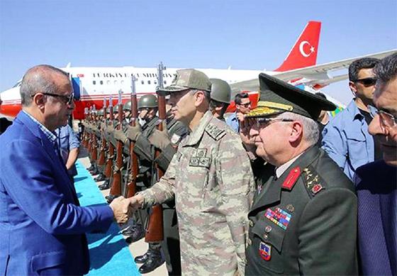 Intenses opérations dans l'Est de la Turquie
