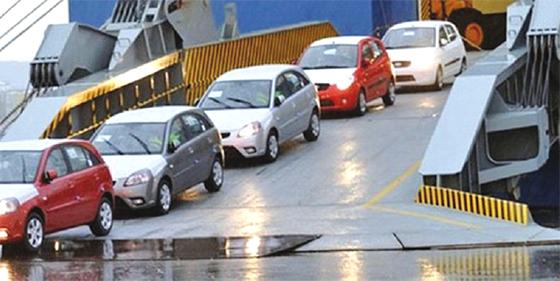 Le quota d'importation de véhicules pour 2017 bientôt fixé