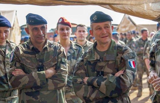 Chef d'état-major français : Impossible convergence sur la Libye