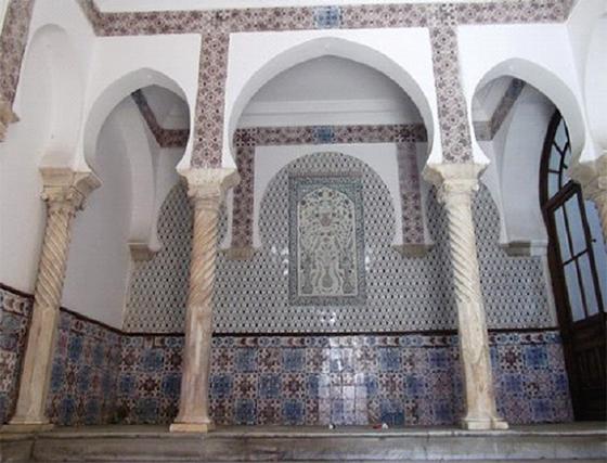 Restauration des maisons Hassan Pacha, Bouhired, Bachtarzi et Djamaa El Barani