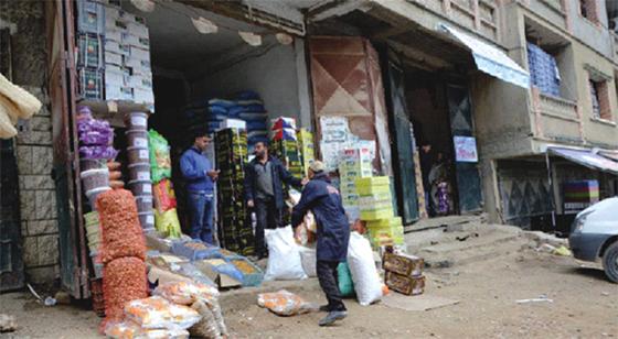 Béjaïa : Plus de 1 000 commerçants réquisitionnés