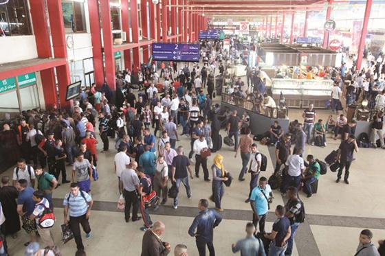 Plus de 33 000 voyageurs transportés la veille de l'Aïd el-Adha