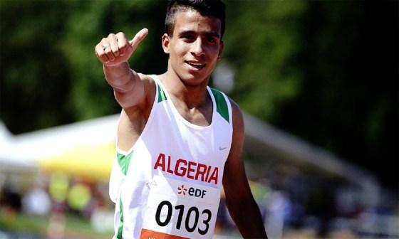 Paralympiques-2016 / Athlétisme : Abdellatif Baka en or au 1500m