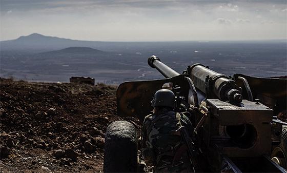 L'armée syrienne abat un avion israélien et un drone