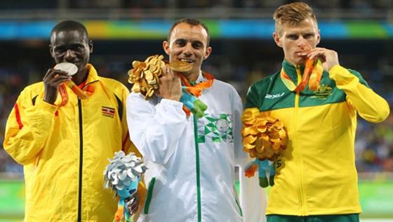Athlétisme : Deux médailles d'or pour Nouioua et Boudjadar, et du bronze pour Hamdi