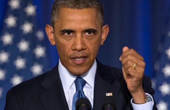 Obama juge hypocrite le versement  par la France de rançons aux terroristes