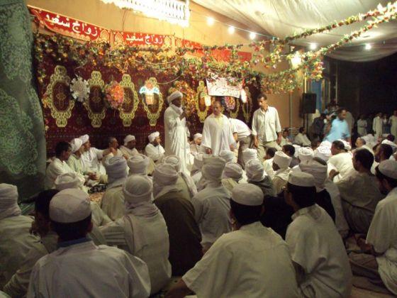 Ghardaïa : Mariage collectif à Daya Ben Dahoua