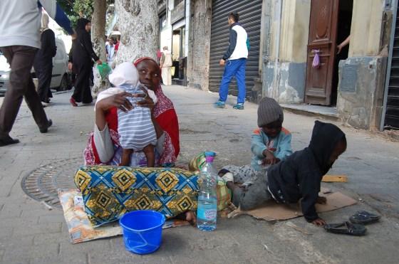 Vers une régularisation des refugiés en Algérie