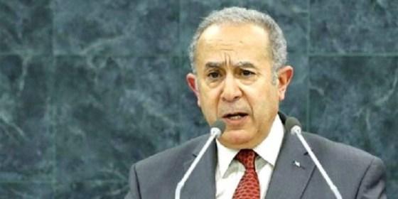 L'Algérie pour l'élimination totale des armes nucléaires