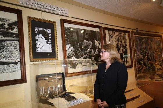 Joan Polaschik souhaite renforcer les relations avec l'Algérie