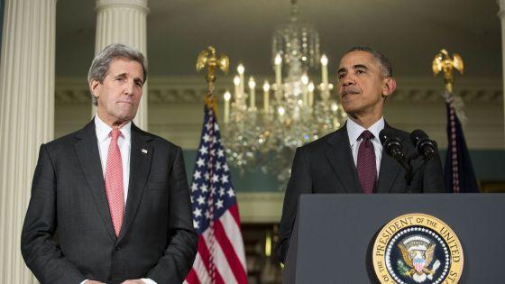 Washington dit tenir à un plan de paix en Syrie