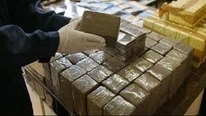 502 tonnes de cannabis et 2,7 millions de psychotropes saisis