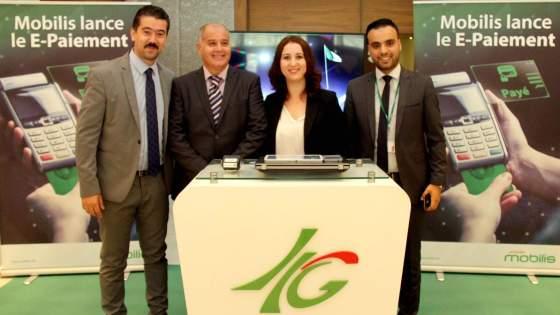 « E-rselli » de Mobilis 1er service de e-paiement en Algérie