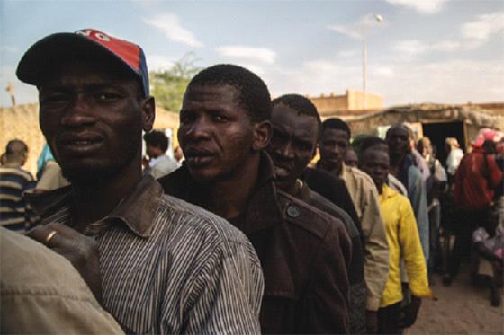 «Le chiffre de 1 500 Sénégalais expulsés d'Algérie est faux»