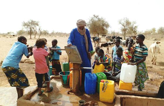 L'eau à Kidal est plus chère qu'à Londres et à Paris