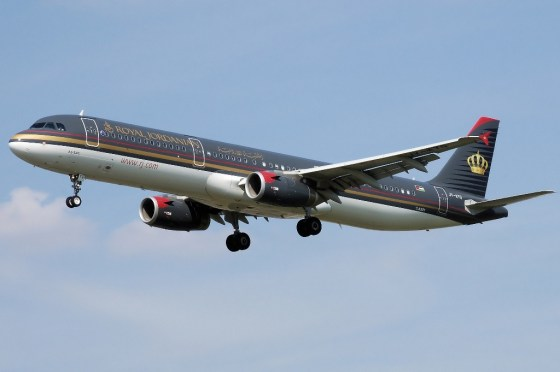 Atterrissage d'urgence d'un avion jordanien à Bordj Badji Mokhtar