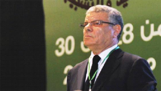 Saâdani promet de lutter contre «l'argent sale»