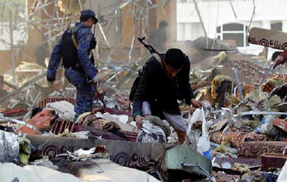 Plus de 600 tués et blessés dans des raids saoudiens