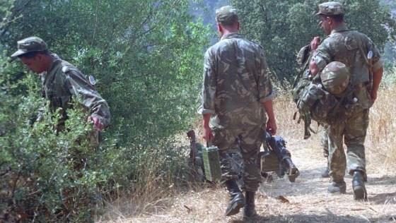 Deux terroristes et six éléments de soutien interceptés