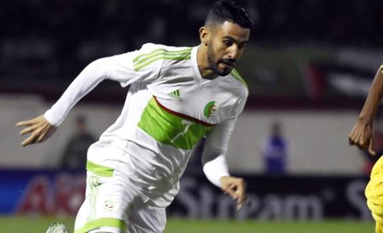 Qualifications Mondial 2018 : L'Algérie tenue en échec par le Cameroun