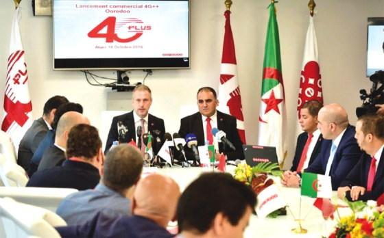 Ooredoo Algérie commercialise la 4G au prix de la 3G