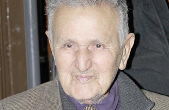 Smain Khabatou, le mordu du ballon,  tire sa révérence à l'âge de 94 ans